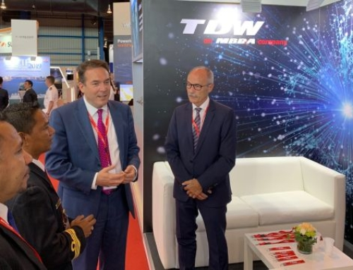 //  TDW PRESENTED ITS CAPABILITIES AT THE IMDEX ASIA 2019 IN SINGAPORE