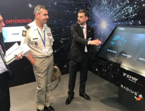 JUNI 2018 // EUROSATORY – ONE WEEK OF SUCCESSFUL MEETINGS AND EXCHANGES